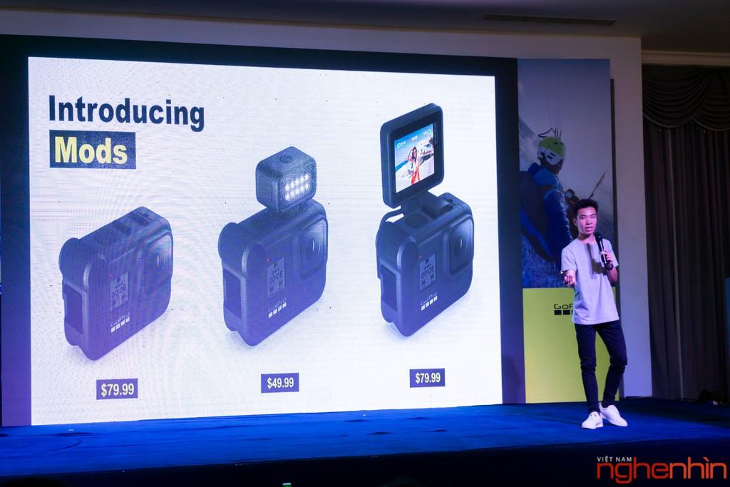 GoPro cùng Synnex FPT ra mắt Hero 8 Black và Max tại thị trường Việt giá 10,5 triệu ảnh 9