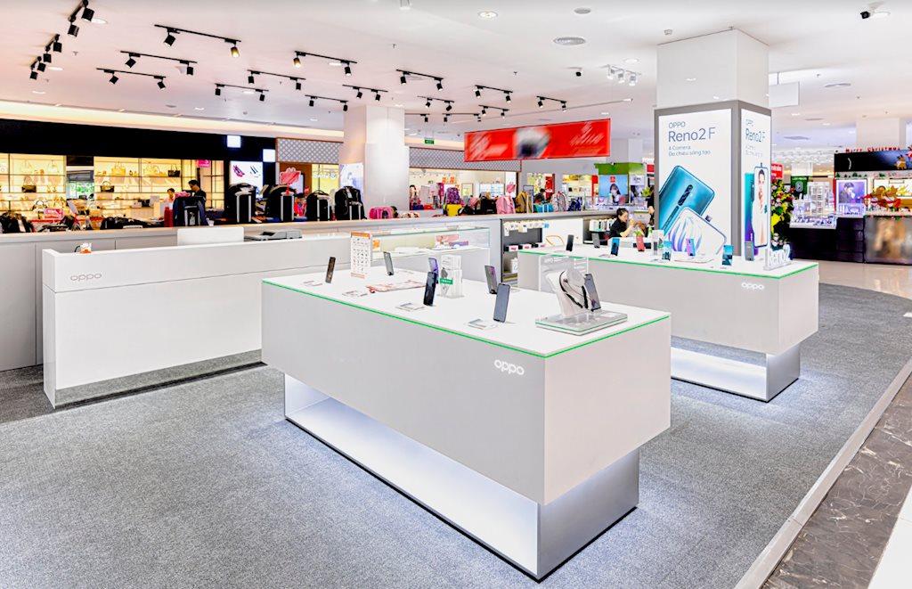 OPPO muốn mở rộng quy mô, dự tính có thêm 10 OPPO shop trong năm 2020