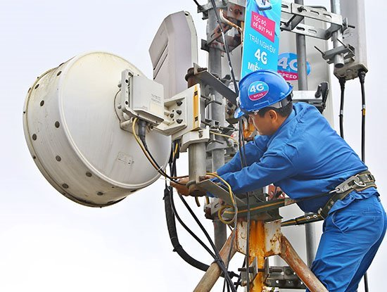 Chính phủ chỉ đạo phải cấp phép băng tần 4G cho các nhà mạng trước ngày 20/6/2020