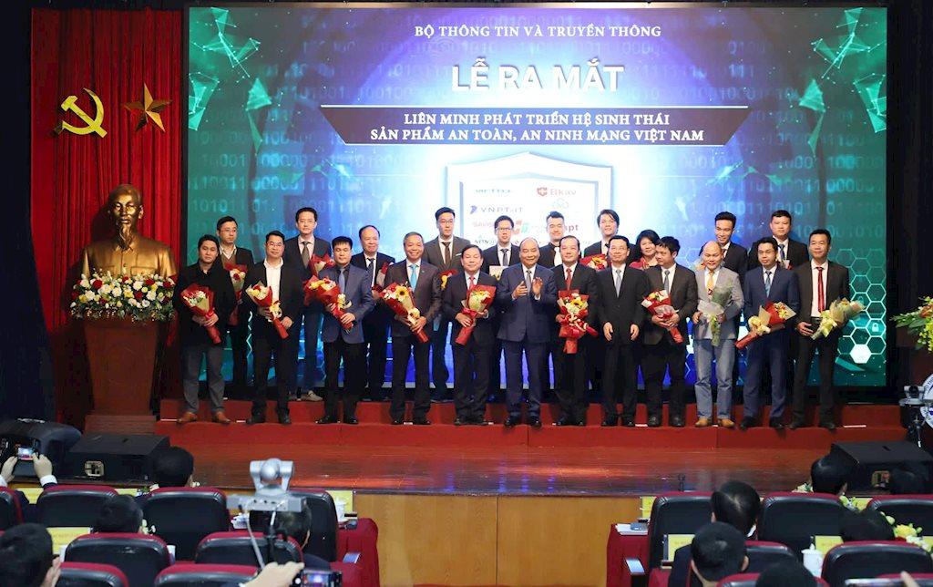 Việt Nam đã có 52 sản phẩm an toàn, an ninh mạng nội địa, gấp hơn 3 lần so với năm 2017