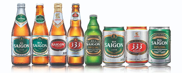 Bia Sài Gòn