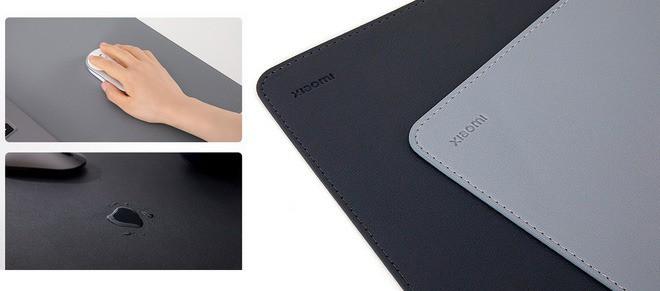 Bàn di chuột bằng da Xiaomi ra mắt: dài 80cm, không thấm nước, chỉ 8 USD ảnh 4