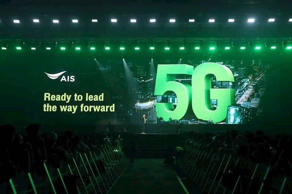 Thái Lan triển khai mạng 5G thương mại đầu tiên tại Bangkok