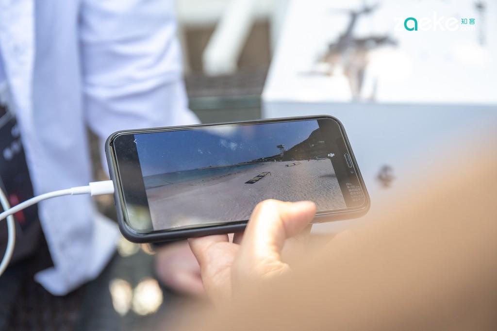 DJI công bố máy bay không người lái đua góc nhìn thứ nhất FPV đầu tiên ảnh 5
