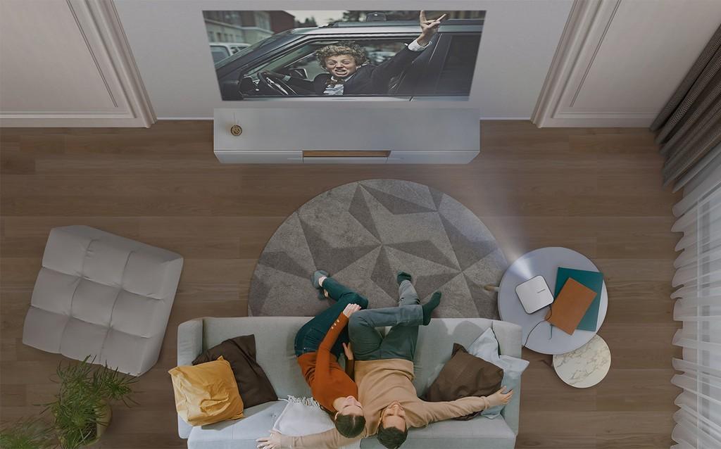 ViewSonic ra mắt sản phẩm máy chiếu LED di động thông minh M2e sử dụng công nghệ ToF lấy nét tự động tức thì ảnh 4