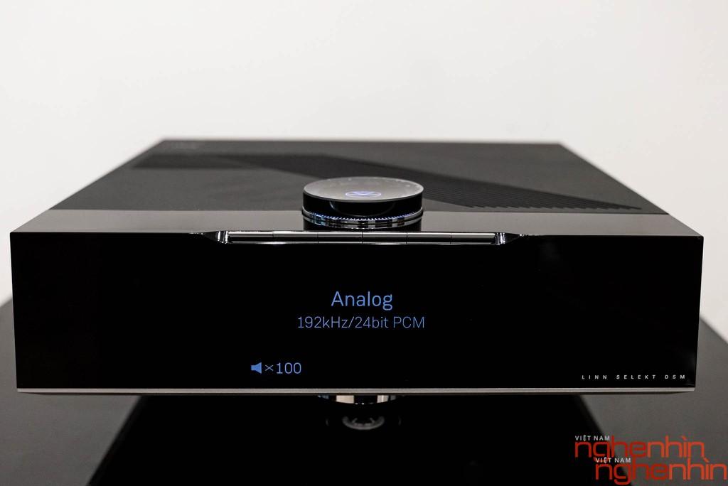 LINN Selekt DSM - Đầu Streaming tích hợp phono, có khả năng tùy biến cấu hình ấn tượng ảnh 1
