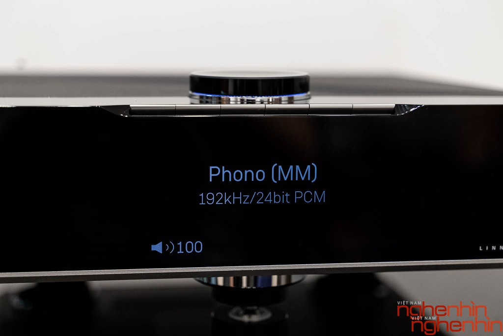 LINN Selekt DSM - Đầu Streaming tích hợp phono, có khả năng tùy biến cấu hình ấn tượng ảnh 3