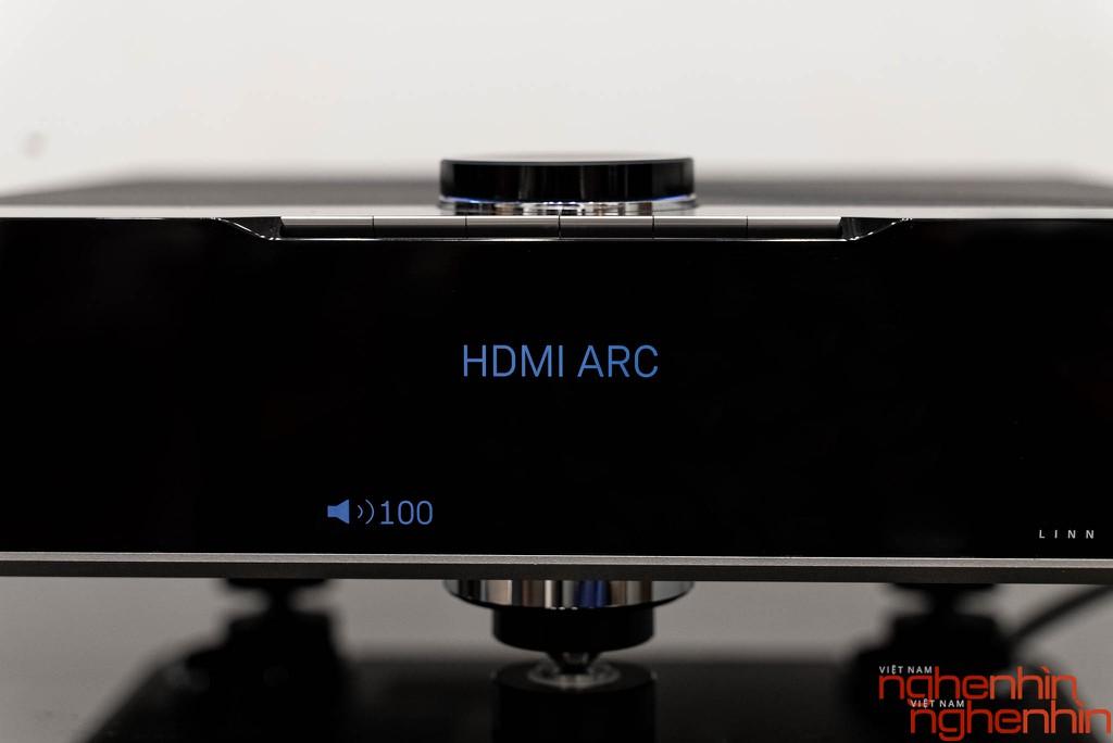 LINN Selekt DSM - Đầu Streaming tích hợp phono, có khả năng tùy biến cấu hình ấn tượng ảnh 4