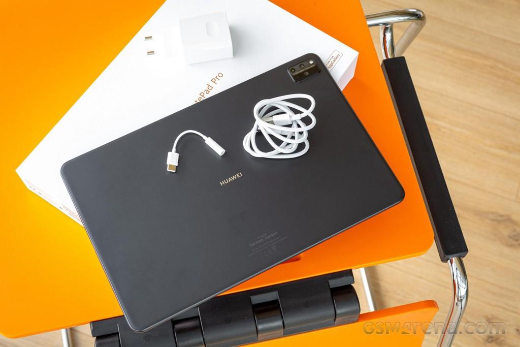 HUAWEI ra mắt MatePad mới: HarmonyOS 2, Kirin 9000, giá từ 487 USD ảnh 5