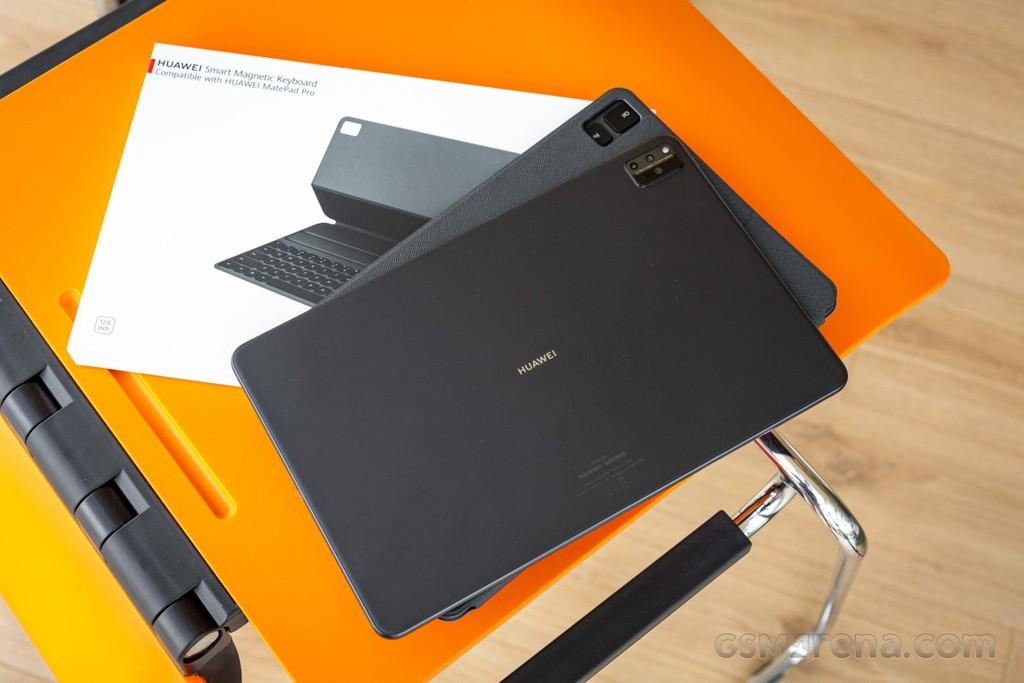 HUAWEI ra mắt MatePad mới: HarmonyOS 2, Kirin 9000, giá từ 487 USD ảnh 6