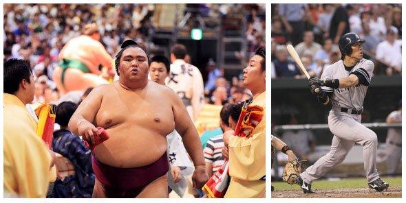 Sumo là môn thể thao nổi tiếng nhất Nhật Bản