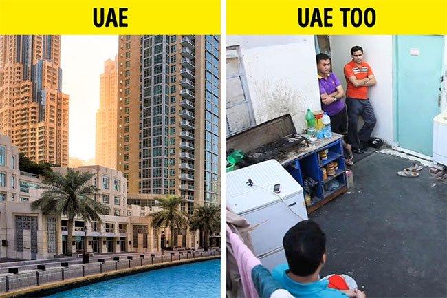 UAE không có người nghèo