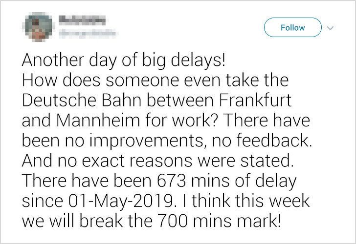 Người Đức cực kỳ kỷ luật, đúng giờ, mọi thứ phải được làm theo lịch trình