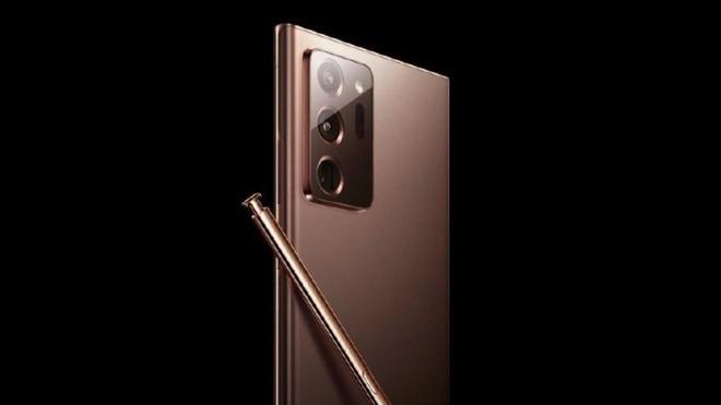 Galaxy Note 20 Ultra lộ diện: kích thước khác biệt  ảnh 1