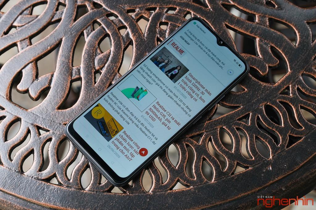 Trên tay Realme C11 smartphone giá rẻ dưới 3 triệu pin 5000 mAh, camera kép ảnh 2