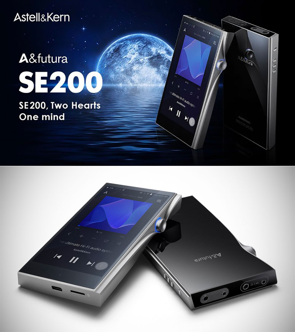 A&K A&Futura SE200 - Lần đầu tiên bạn có thể chọn 1 trong 2 chip DAC để nghe nhạc ảnh 3