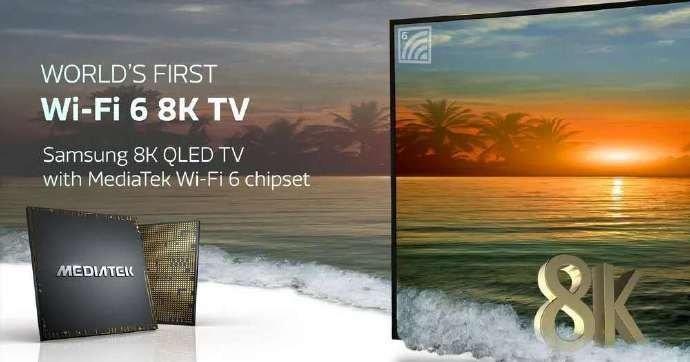 MediaTek tiết lộ chip TV thông minh hàng đầu S900, hỗ trợ 8K và Wi-Fi 6 ảnh 1