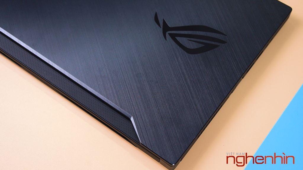 Đánh giá laptop gaming Asus Zephyrus S GX502: gọn mỏng, mạnh mẽ  ảnh 1