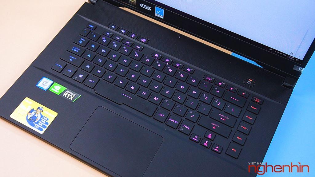 Đánh giá laptop gaming Asus Zephyrus S GX502: gọn mỏng, mạnh mẽ  ảnh 3