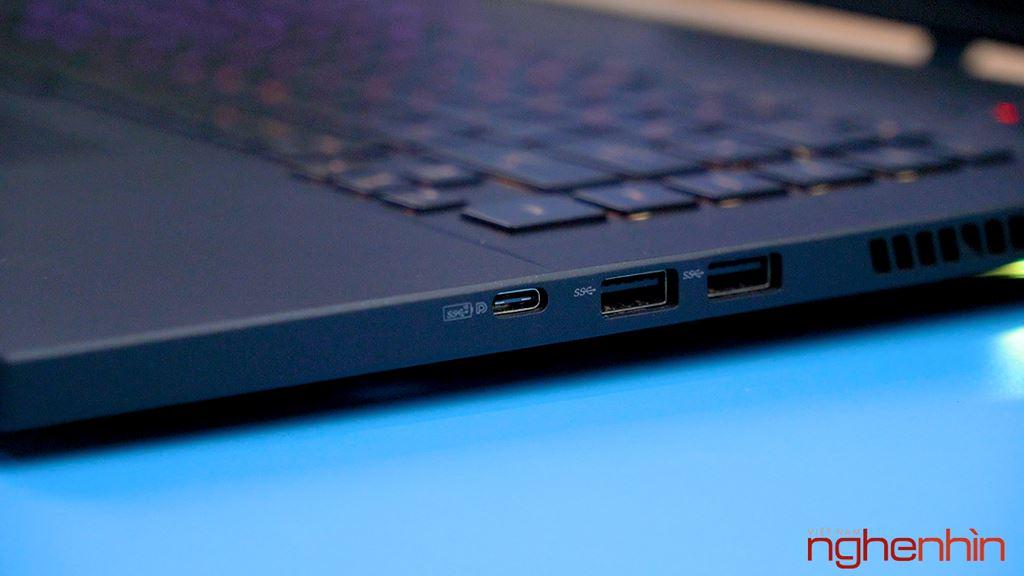Đánh giá laptop gaming Asus Zephyrus S GX502: gọn mỏng, mạnh mẽ  ảnh 4