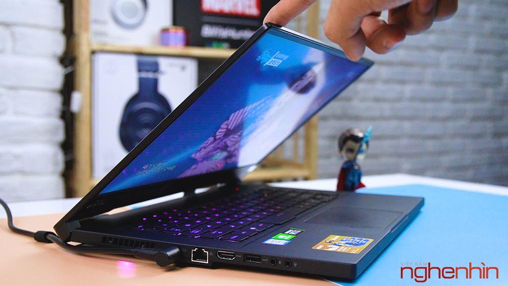 Đánh giá laptop gaming Asus Zephyrus S GX502: gọn mỏng, mạnh mẽ  ảnh 8