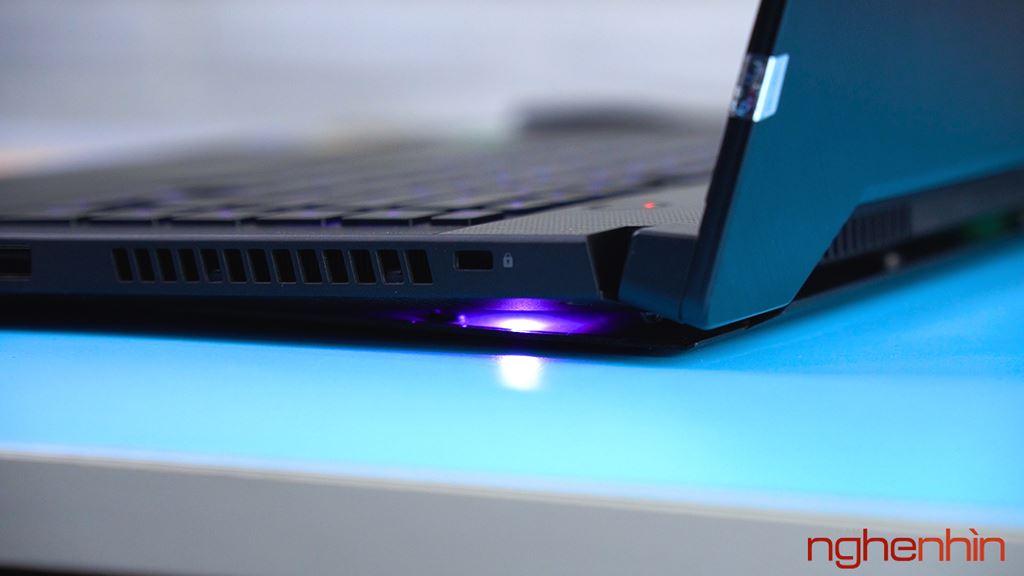Đánh giá laptop gaming Asus Zephyrus S GX502: gọn mỏng, mạnh mẽ  ảnh 9