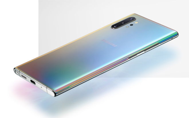 galaxy note 10 duoc danh gia la dinh cao ve thiet ke hinh anh 2
