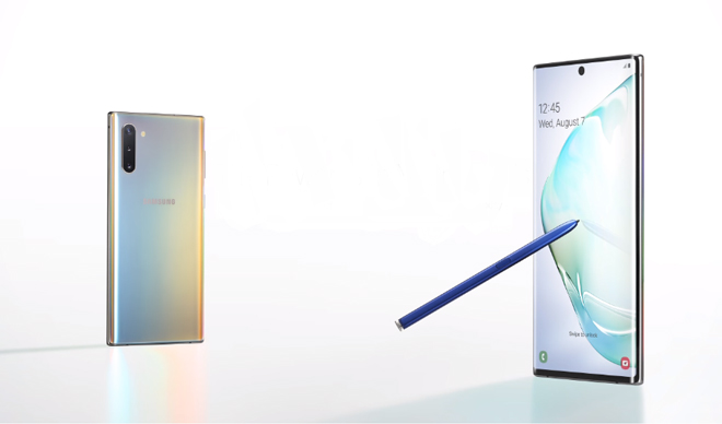 galaxy note 10 duoc danh gia la dinh cao ve thiet ke hinh anh 3