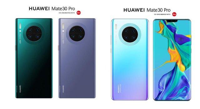 Huawei xác nhận ra mắt Mate 30 bất chấp bị cấm sử dụng dịch vụ của Google