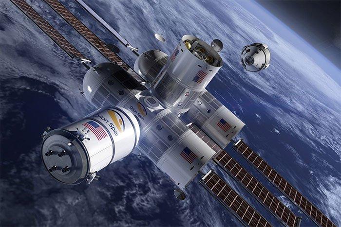 hách sạn Aurora Station trị giá 70 triệu bảng này sẽ cách Trái Đất 321 km
