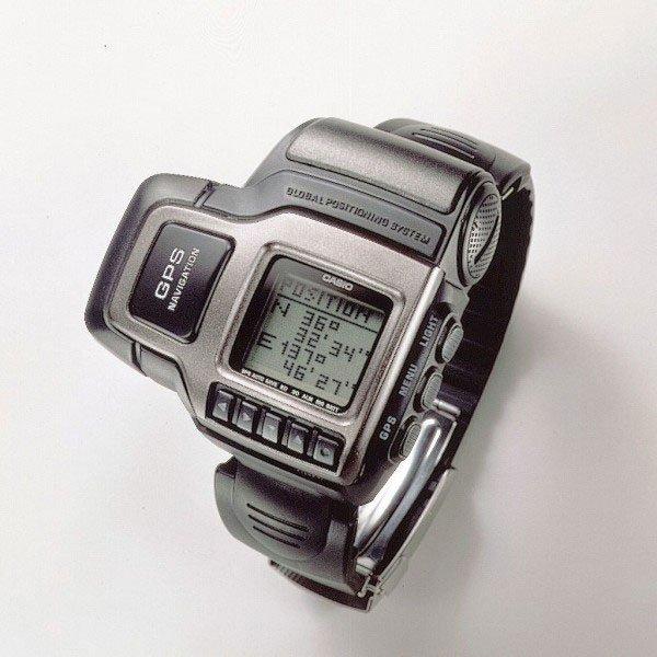 Casio công bố chiếc đồng hồ đeo tay đầu tiên trên thế giới được tích hợp Hệ thống định vị toàn cầu (GPS)