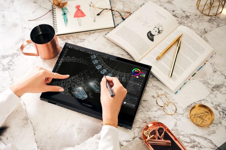 ASUS ra mắt những laptop ZenBooks mới nhất: màn hình OLED, CPU Intel Tiger Lake ảnh 1