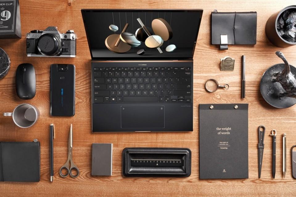 ASUS ra mắt những laptop ZenBooks mới nhất: màn hình OLED, CPU Intel Tiger Lake ảnh 3