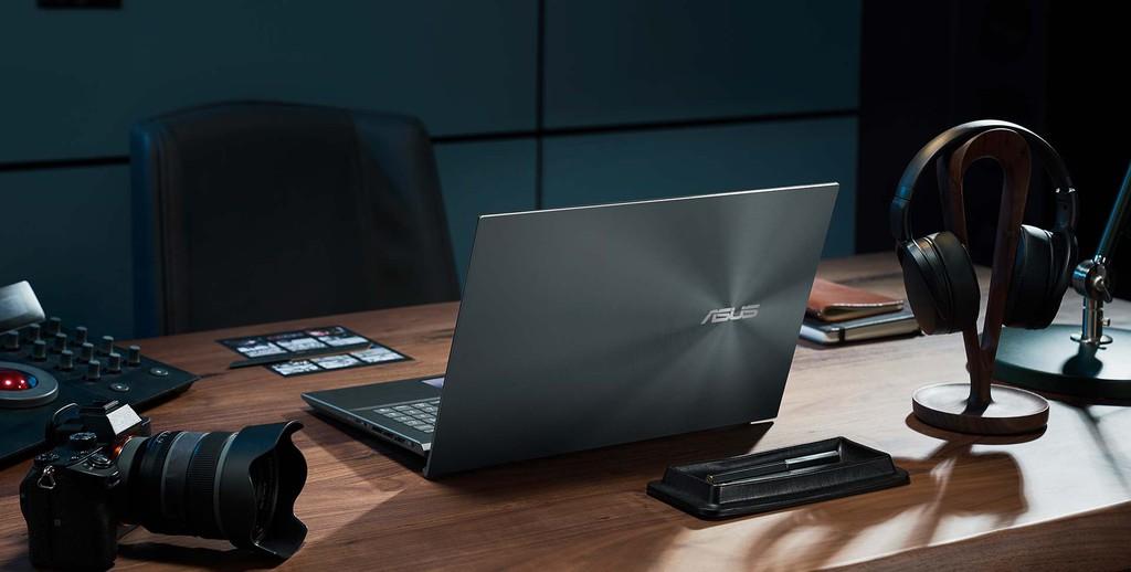 ASUS ra mắt những laptop ZenBooks mới nhất: màn hình OLED, CPU Intel Tiger Lake ảnh 5