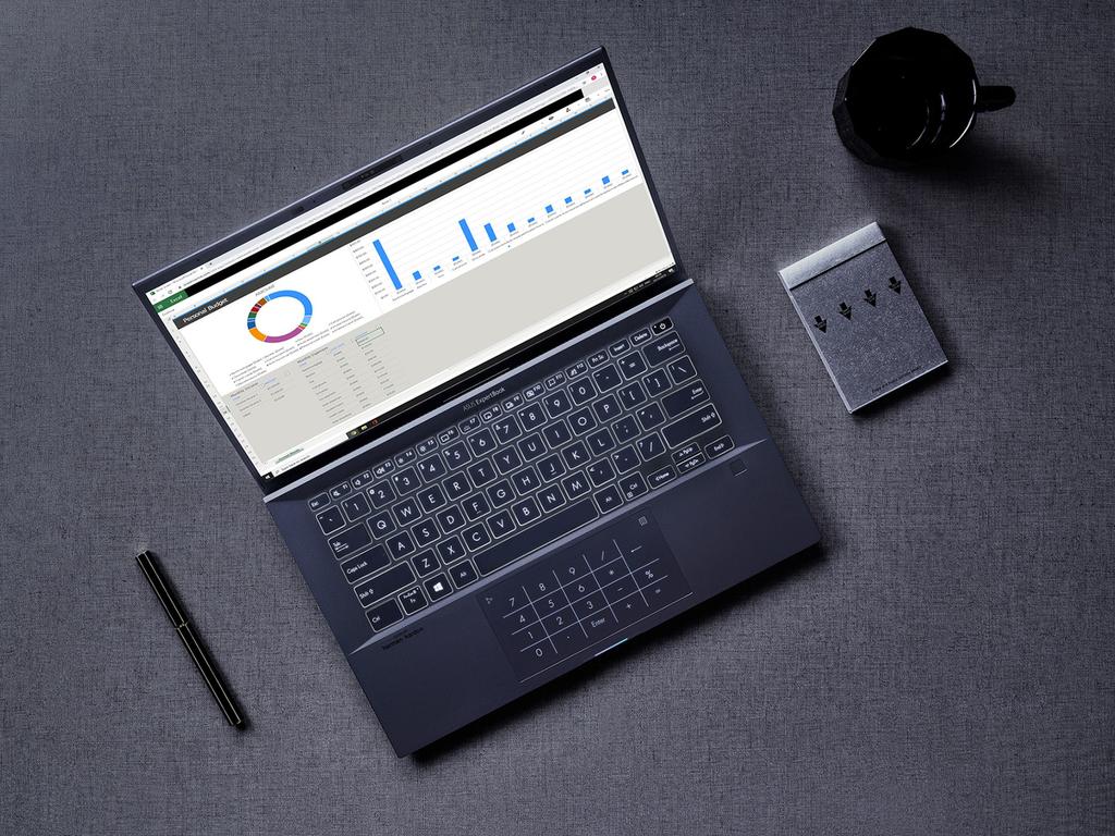 ASUS ra mắt những laptop ZenBooks mới nhất: màn hình OLED, CPU Intel Tiger Lake ảnh 6