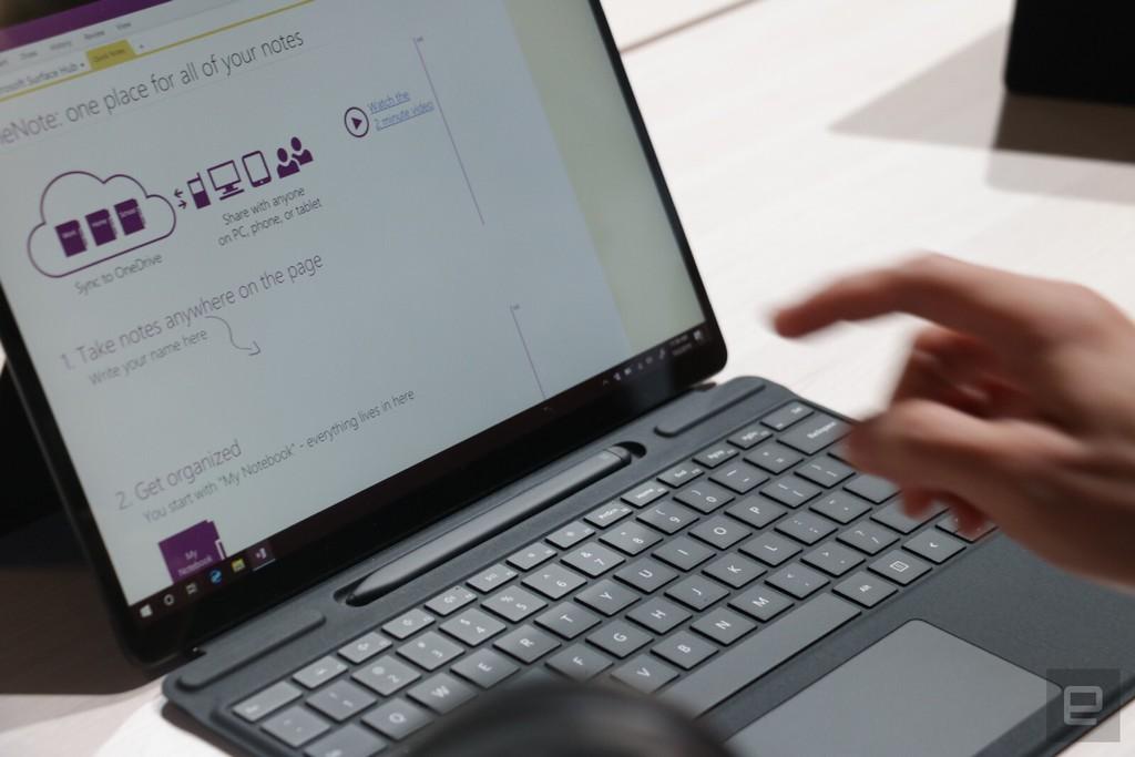 Surface Pro X: chiếc Surface đẹp nhất Microsoft từng tạo ra, giá từ 999 USD ảnh 5