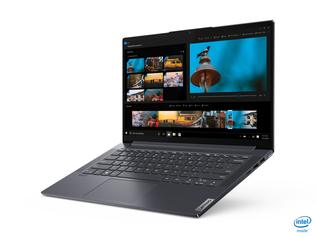 Yoga Slim 7i và Yoga Duet 7: Laptop Lenovo siêu mỏng nhẹ mới, giá từ 22,5 triệu ảnh 4