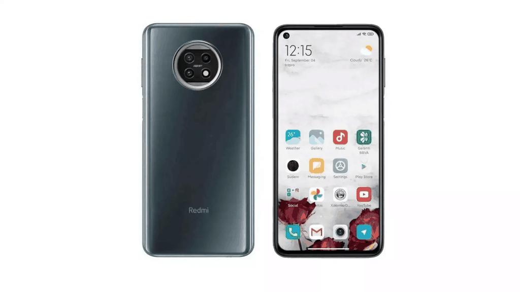Redmi Note 10 có thể ra mắt vào tháng 10 ảnh 1