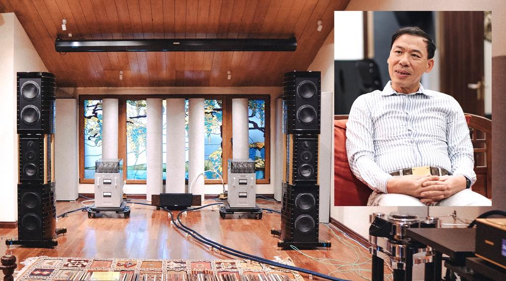 """Vì sao phòng nghe của Audio Hoàng Hải """"gây nghiện"""" với các audiophile? ảnh 4"""
