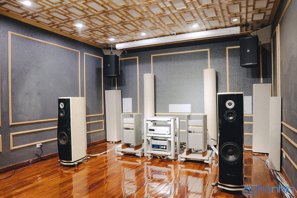 """Vì sao phòng nghe của Audio Hoàng Hải """"gây nghiện"""" với các audiophile? ảnh 6"""
