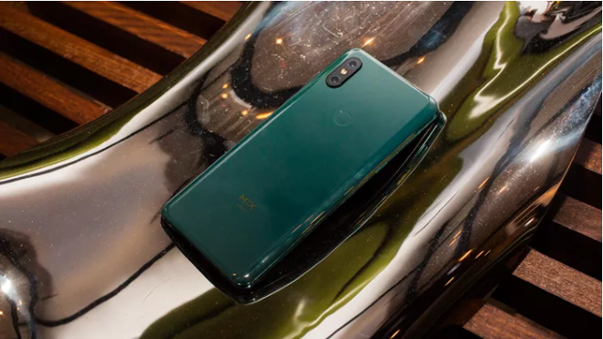 nhung smartphone 5g