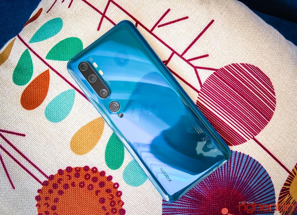 Trên tay Mi Note 10 đầu tiên tại Việt Nam: camera 108MP, 5 ống kính, bản ROM quốc tế ảnh 3