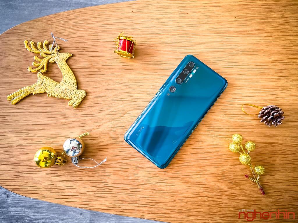 Trên tay Mi Note 10 đầu tiên tại Việt Nam: camera 108MP, 5 ống kính, bản ROM quốc tế ảnh 5