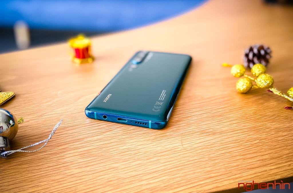 Trên tay Mi Note 10 đầu tiên tại Việt Nam: camera 108MP, 5 ống kính, bản ROM quốc tế ảnh 6