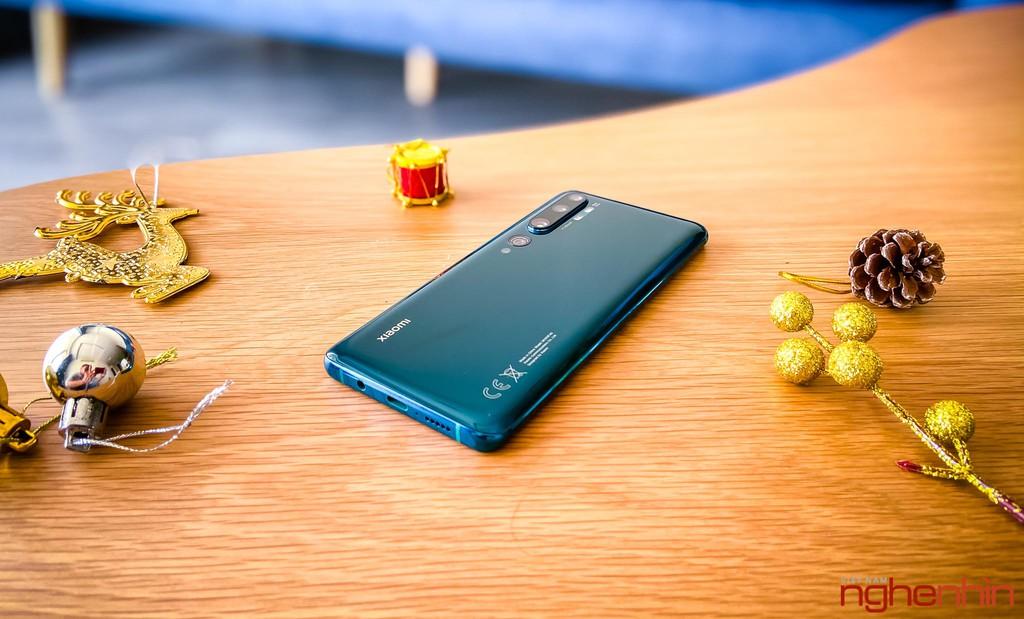 Trên tay Mi Note 10 đầu tiên tại Việt Nam: camera 108MP, 5 ống kính, bản ROM quốc tế ảnh 7