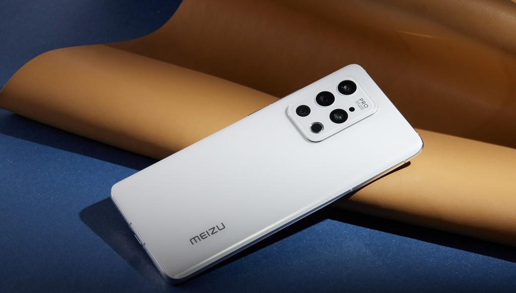 Meizu 18 và 18 Pro ra mắt: Snapdragon 888 đầu bảng, màn hình 120Hz, camera nhiều lỗ ảnh 2