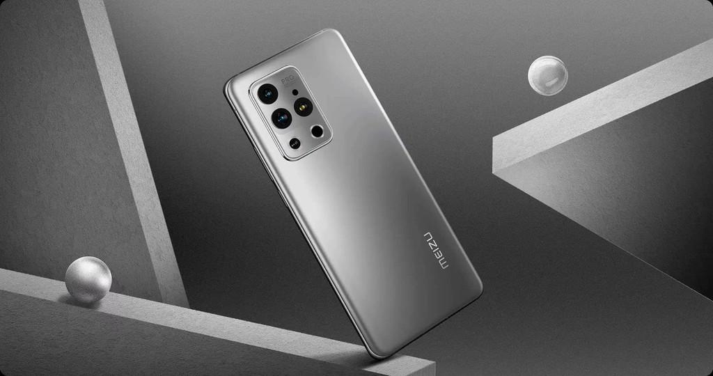 Meizu 18 và 18 Pro ra mắt: Snapdragon 888 đầu bảng, màn hình 120Hz, camera nhiều lỗ ảnh 3