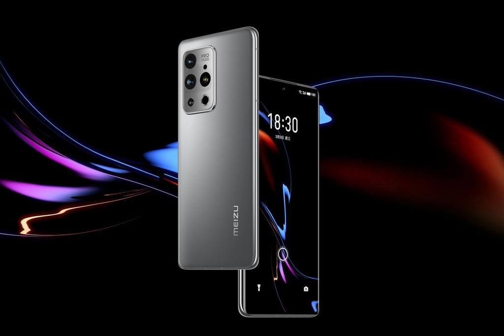 Meizu 18 và 18 Pro ra mắt: Snapdragon 888 đầu bảng, màn hình 120Hz, camera nhiều lỗ ảnh 4