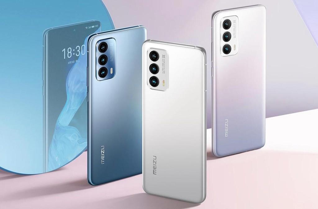 Meizu 18 và 18 Pro ra mắt: Snapdragon 888 đầu bảng, màn hình 120Hz, camera nhiều lỗ ảnh 5