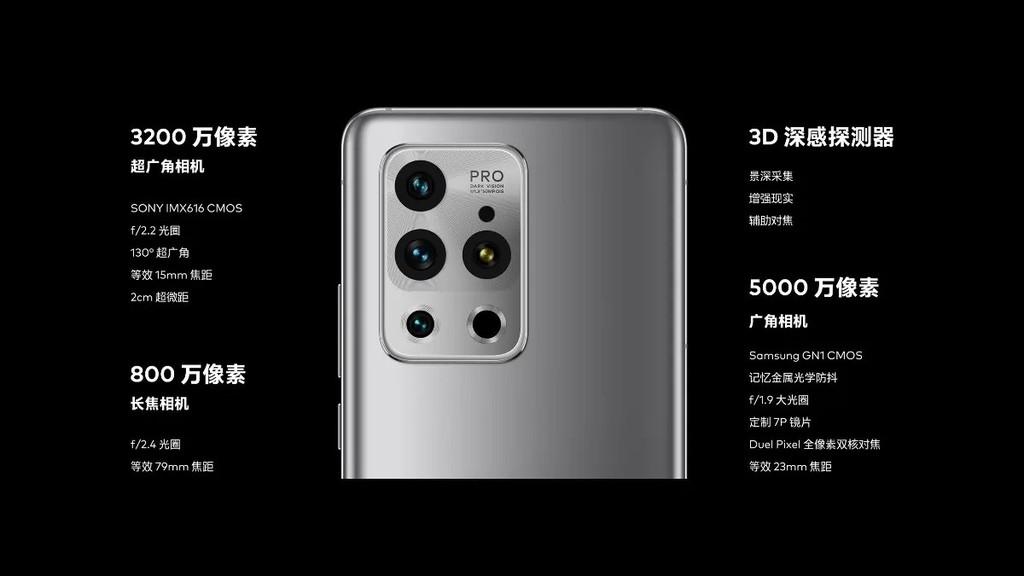 Meizu 18 và 18 Pro ra mắt: Snapdragon 888 đầu bảng, màn hình 120Hz, camera nhiều lỗ ảnh 7